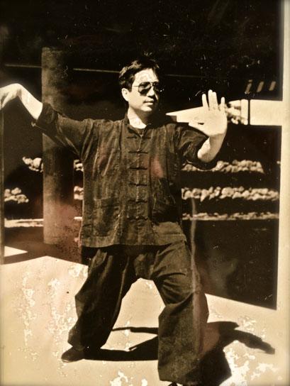 Sifu Tam Hoy 1975